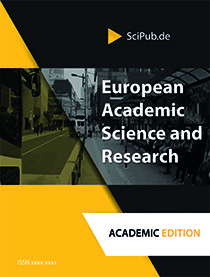 View No. XVII (2021): European Academic Science and Research